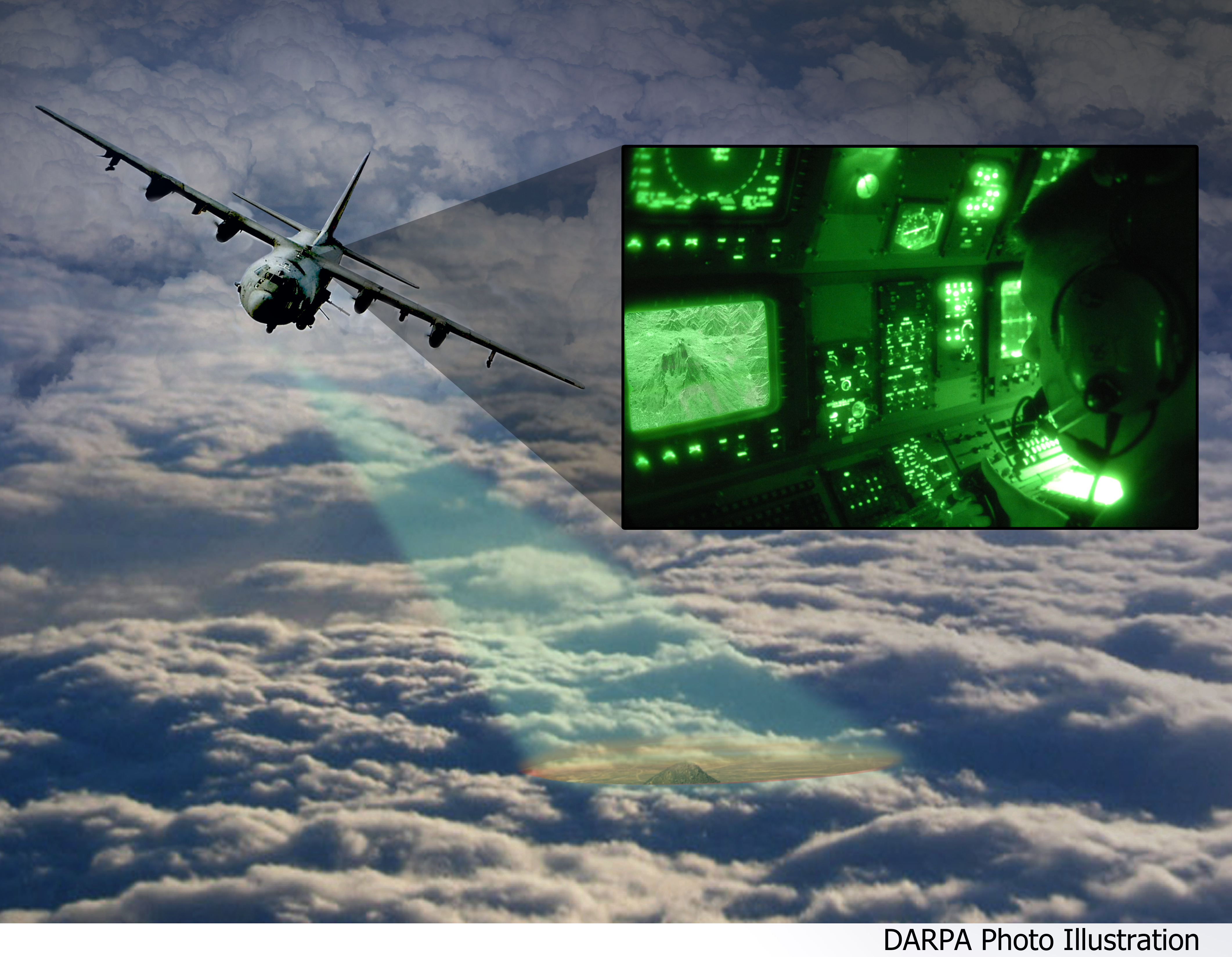 DARPA goes to market for ViSAR technology