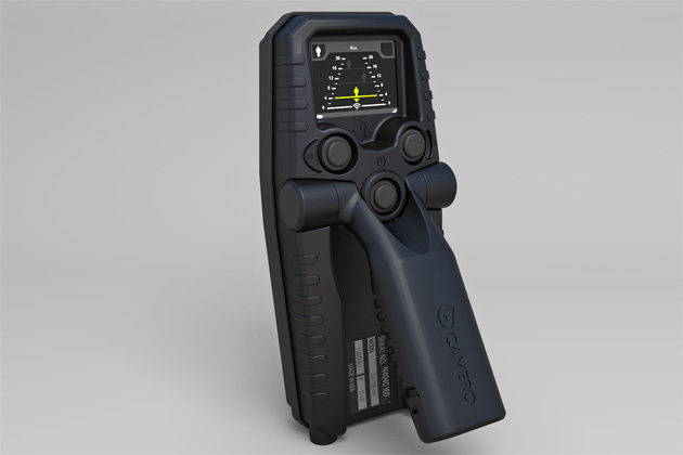 Eurosatory 2012: Camero unveils through-wall sensor