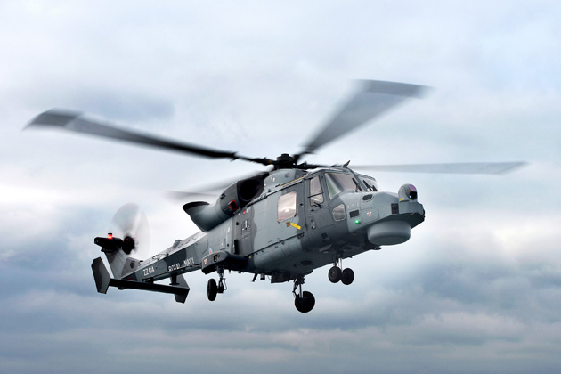 Leonardo signs UK Wildcat support deal