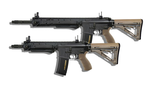 UK adds to SF rifle inventory