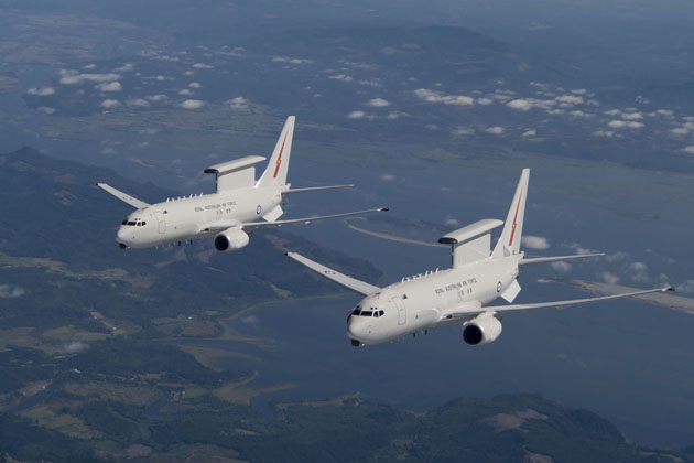 Australia accepts final Wedgetail AEW&C design