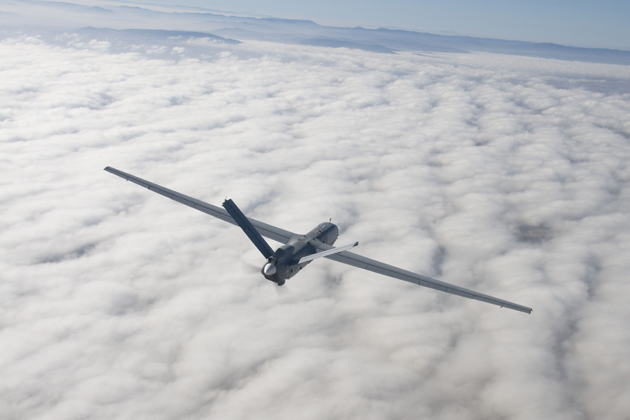 Anka UAV completes test flight programme