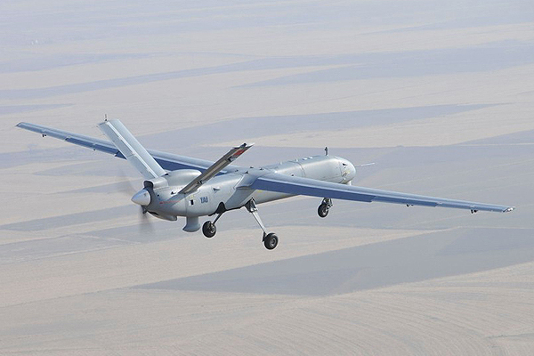 Turkish SSM to purchase Anka UAV