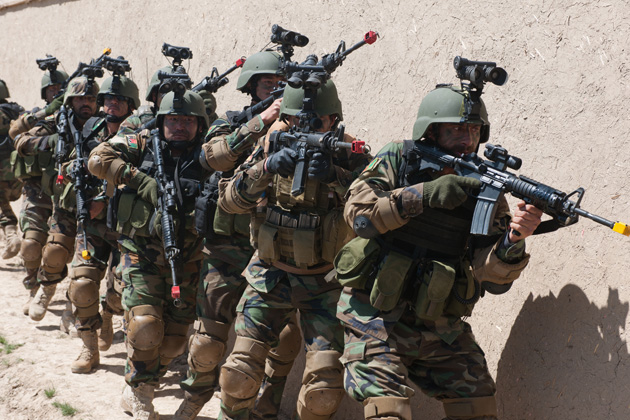 SOFEX 2012: German general warns of continued SOF need in Afghanistan