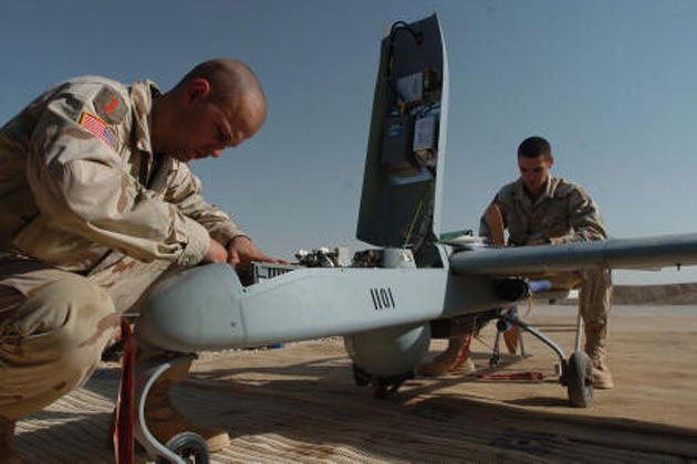 QuadA2012: New facility to put manned-unmanned teaming to the test