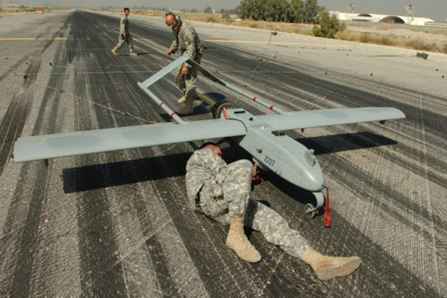 QuadA2012: US Army examining re-engining options for RQ-7 Shadow