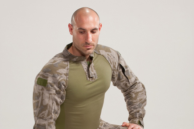 Eurosatory 2012: Fibrotex takes orders for Fightex combat uniform
