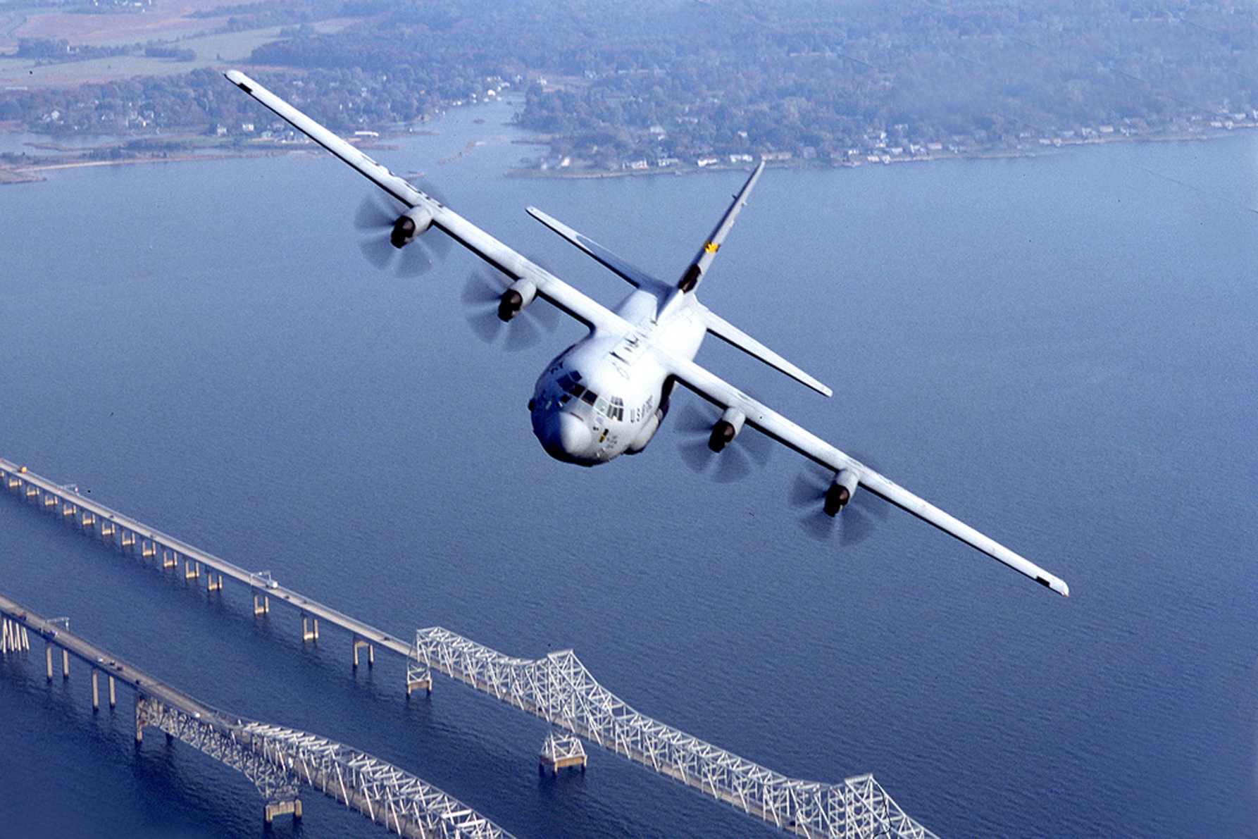 Lockheed Martin wins C-130 training contract