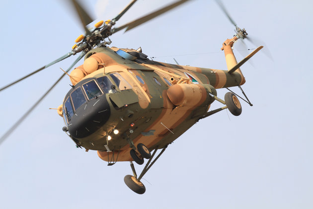 India gets last Mi-17V-5 helicopters