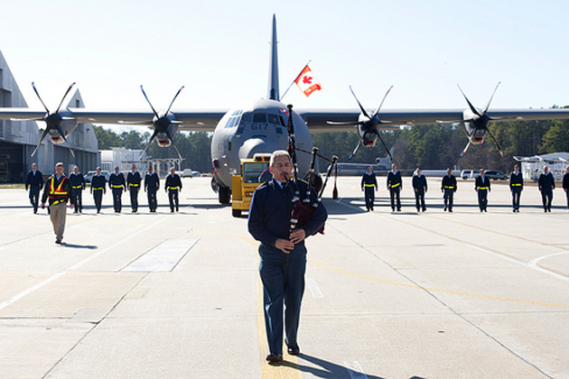 Lockheed Martin completes Canadian CC-130J deliveries