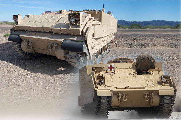 AUSA 2016: Army set for AMPV delivery