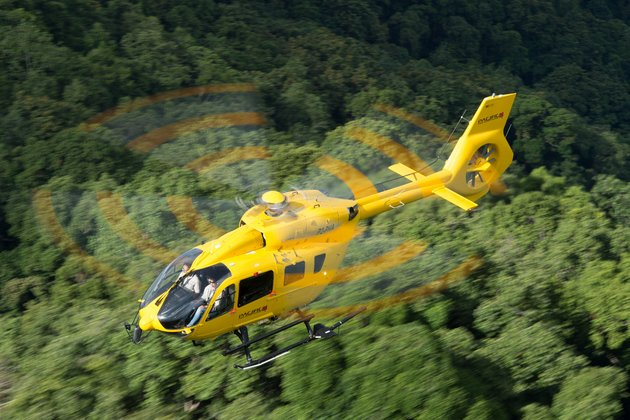 Pacific Helicopters gets first H145
