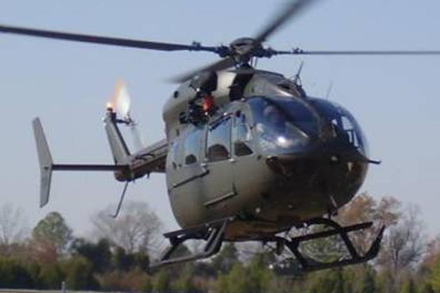 US Army National Guard UH-72 to receive Cobham downlink