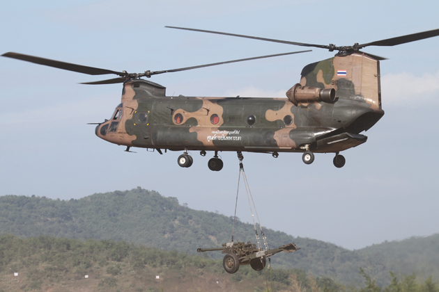 Thailand fails to sell Chinooks