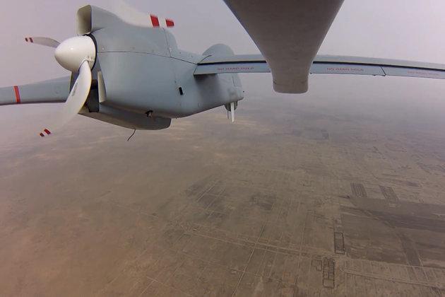 German Heron UAS hits operational milestone