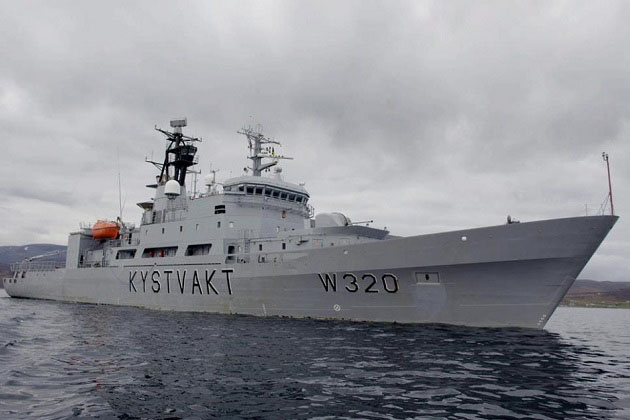 Euronaval 2016: Norway to push for coast guard vessels