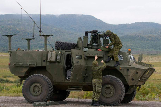 More troubles for Canadian TAPV