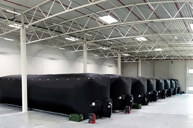 Heli-One expands Poland storage facility