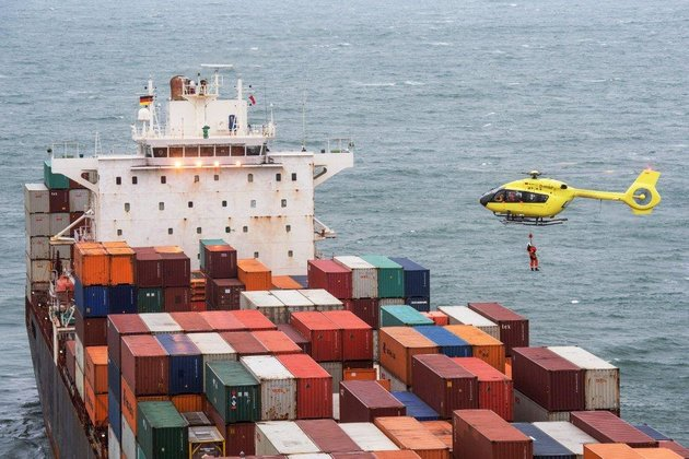 H145 demonstrates offshore capabilities