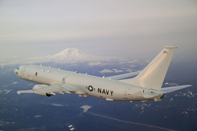 New P-8A training centre opens