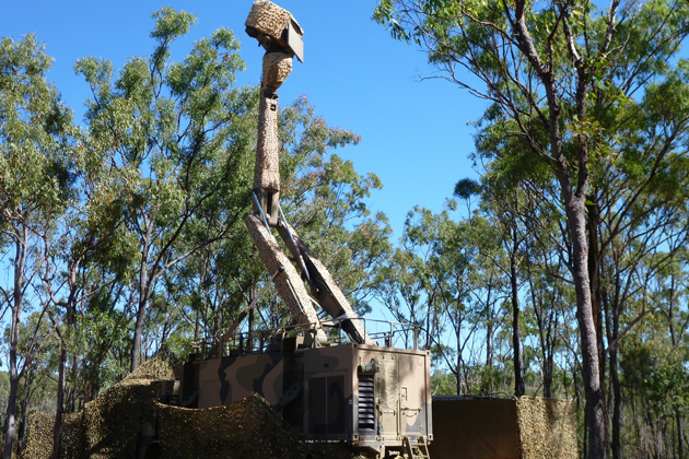 ADF C-RAM to merge with air defence capability