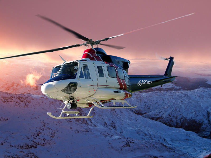 Bell 212 FastFin gains FAA approval