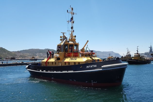 South Africa gets second ATD Tug 2909