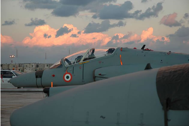 BAE Systems wins Indian Hawk contract