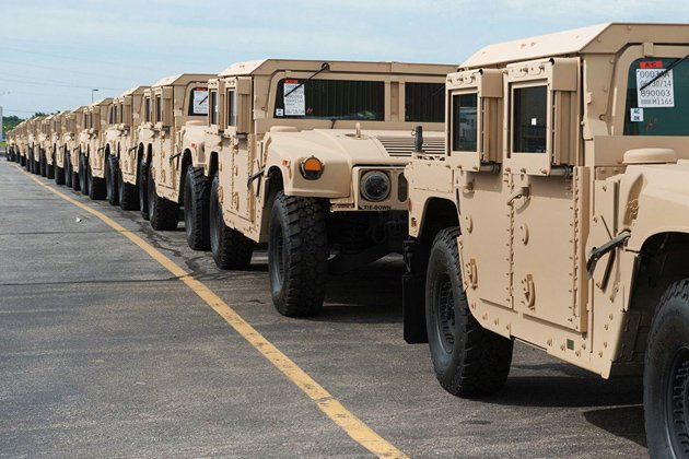 Brighton Cronwell becomes HMMWV parts reseller
