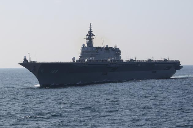War over Japanese rocks could drag in US