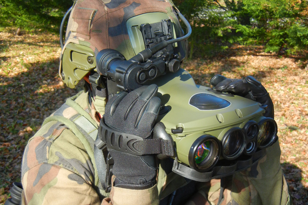 Denmark orders JIM LR multifunction infrared binoculars