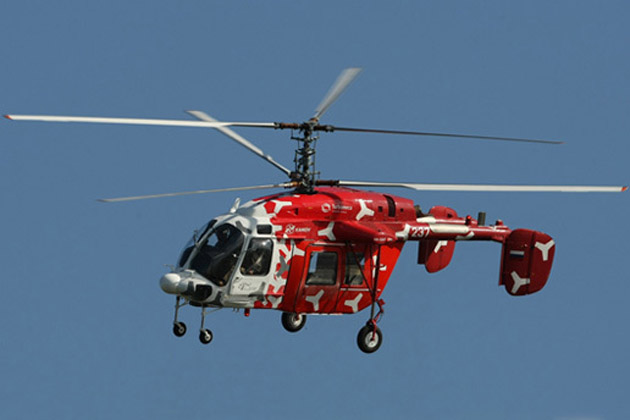 Russian Helicopters, Turbomeca announce agreement