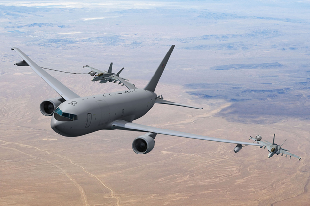 DRS IBR2 selected for KC-46