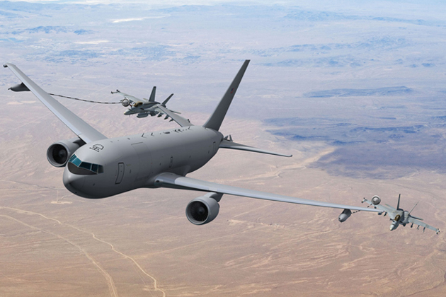 KC-46 engine contract signed