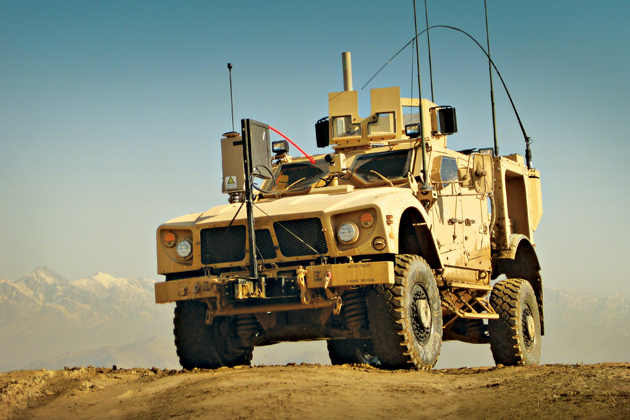 Oshkosh hits significant vehicle delivery milestone