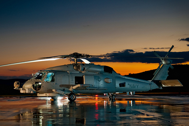 Lockheed Martin awarded US Navy MH-60R/S contract