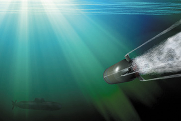 New MK 54 torpedo award for Raytheon