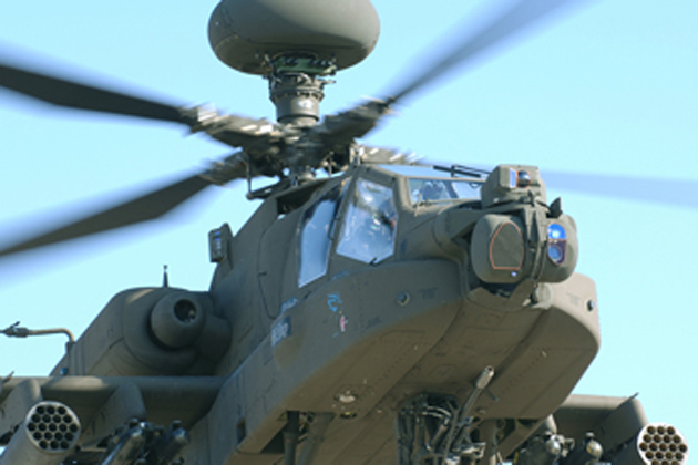 Lockheed Martin wins Apache M-TADS/PNVS contract