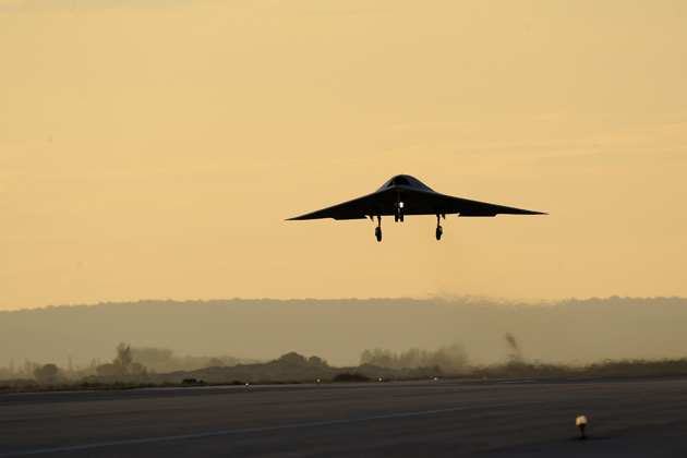 Neuron UCAV demonstrator takes flight