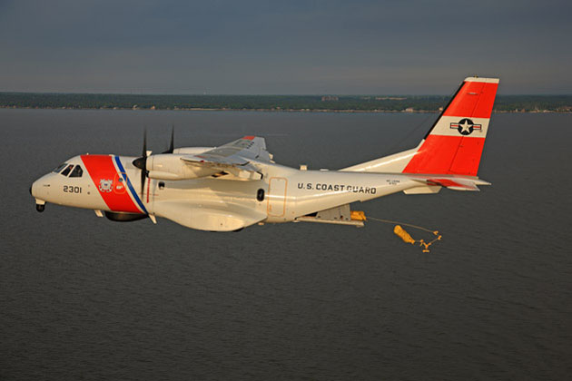 US Coast Guard receives 13th HC-144A Ocean Sentry