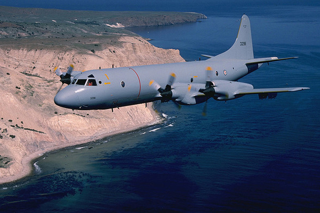 Lockheed Martin delivers upgraded CBP P-3 Orion