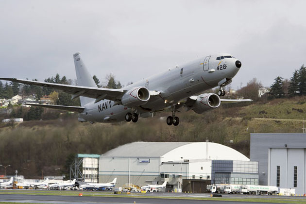 Boeing delivers P-8A training devices to US Navy