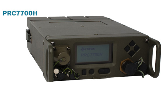 AFCEA West 2012: Datron unveils new manpack radio