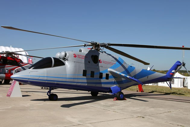 ​Russian Helicopters finalising PSV tests