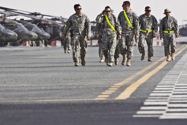 AUSA Aviation: TRADOC Commander says army needs to strike fine aviation balance