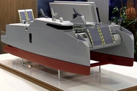 Euronaval 2016: CNIM crafts new amphibious landing concept (video)