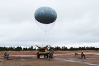 New comms payload for Wasp aerostat