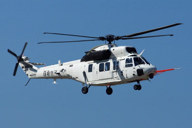 Cobham selected for KNPS Surion helicopter communications