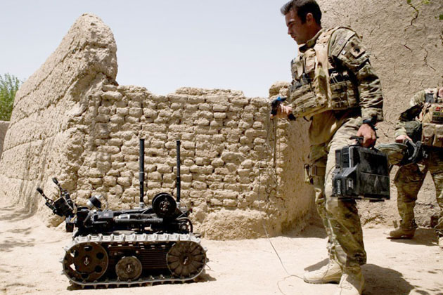 Thales delivers Talisman training system
