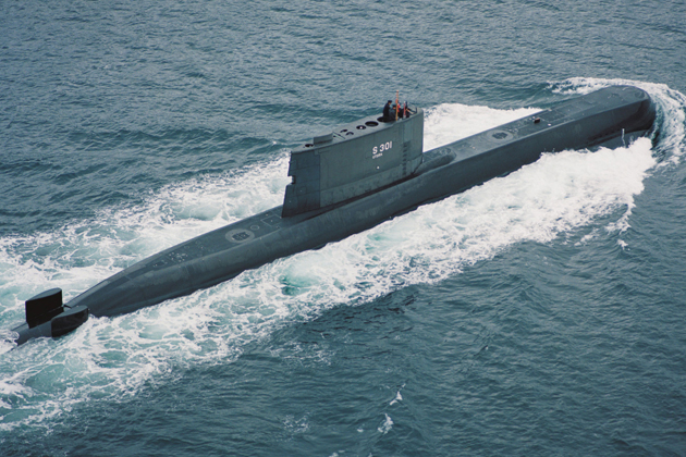 Kongsberg wins Norwegian sub CMS contract
